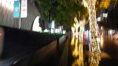 Hs reflection of rain